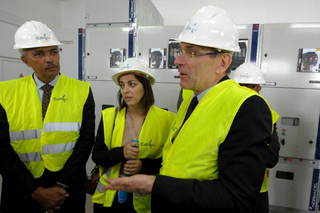 Visit of Andris Piebalgs, Member of the EC, to Mauritania, Senegal and the Cape Verde