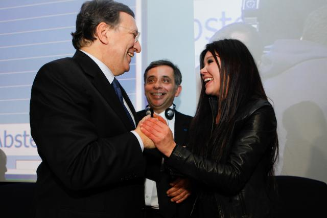 Participation of José Manuel Barroso, President of the EC, in the EESC plenary session