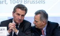 Participation of Günther Oettinger, Member of the EC, at the conference on Nuclear Third Party Liability and Insurance
