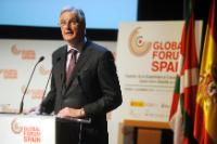 Participation of Joaquín Almunia, Vice-President of the EC, Michel Barnier and Karel De Gucht, Members of the EC, in the Global Forum Spain