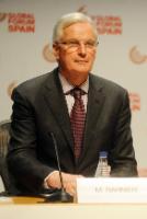 Participation of Joaquín Almunia, Vice-President of the EC, Michel Barnier and Karel De Gucht, Members of the EC, in the Global Forum Spain