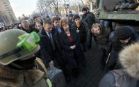 Visit of Catherine Ashton, Vice-President of the EC, to Ukraine
