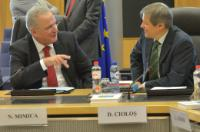 Weekly meeting of the Barroso II Commission