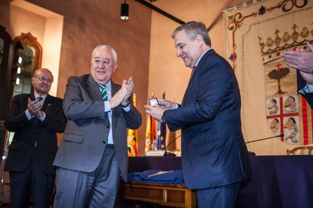 Visit by Antonio Tajani, Vice-President of the EC to Spain