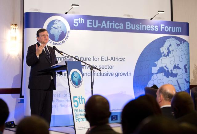 5th EU/Africa Business Forum, 31/03/2014