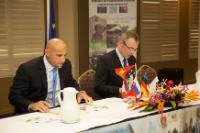 Visit of Andris Piebalgs, Member of the EC, to Papua New Guinea