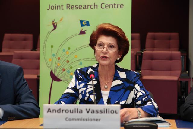 Signature d'un accord de partenariat entre le Centre commun de recherche et le Cyprus Institute