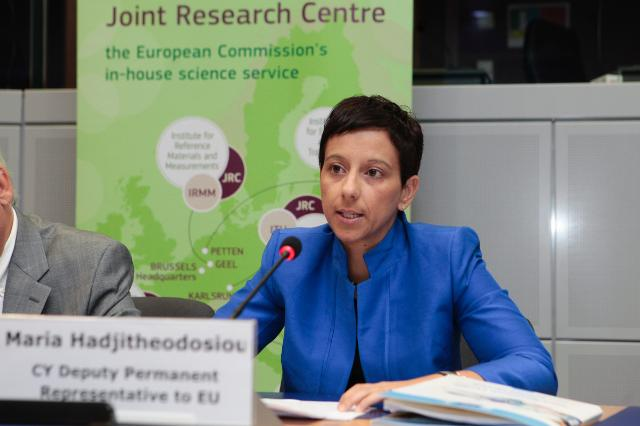 Signature of a partnership agreement between the Joint Research Centre and the Cyprus Institute