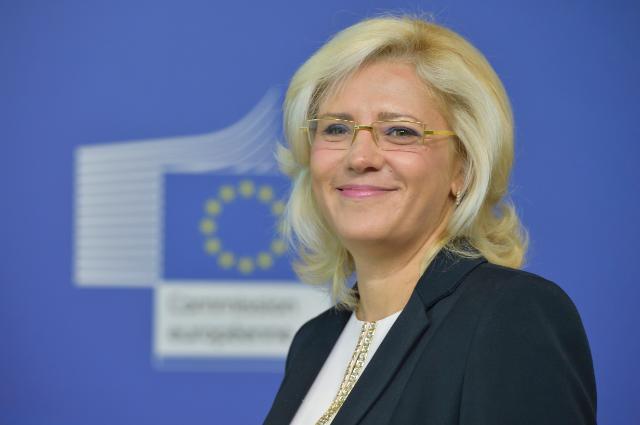 Corina Creţu, Member designate of the EC