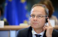 Tibor Navracsics, membre désigné de la CE chargé de l'Éducation, la Culture, la Jeunesse et le Sport - Hongrie