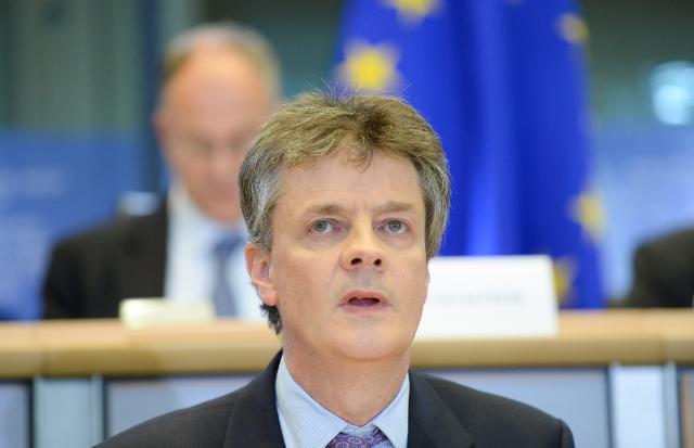 Audition supplémentaire de Jonathan Hill, membre désigné de la CE, au PE