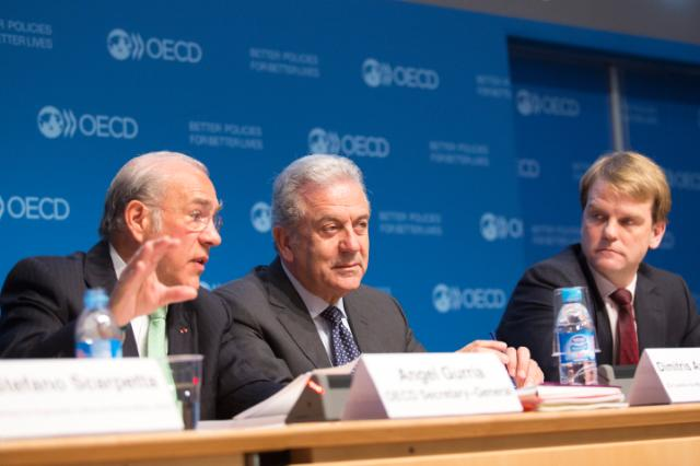 Participation of Dimitris Avramopoulos, Member of the EC, in the OECD High-Level Policy Forum on Migration in Paris, 01-02/12/2014