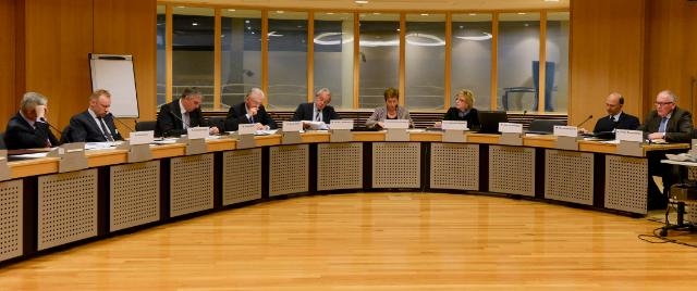 Meeting of the high level group on own resources