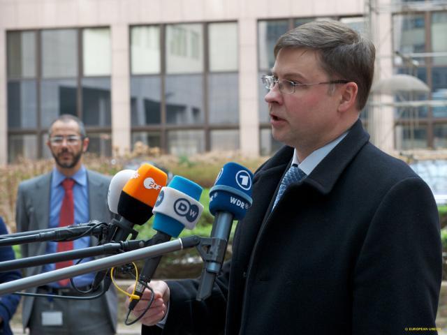 Réunion de l'Eurogroupe, 9/03/2015
