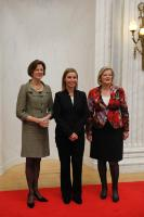 Visit of Federica Mogherini, Vice-President of the EC, to the Hague