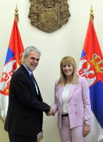 "Illustration of ""Visit of Christos Stylianides, Member of the EC, to Serbia"""
