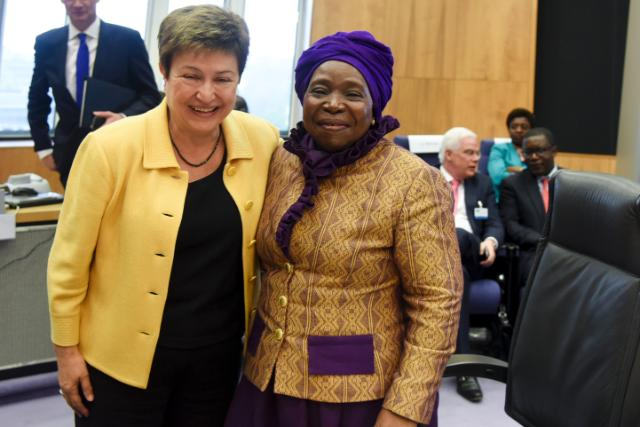 7th EU/African Union Commission meeting, 22/04/2015