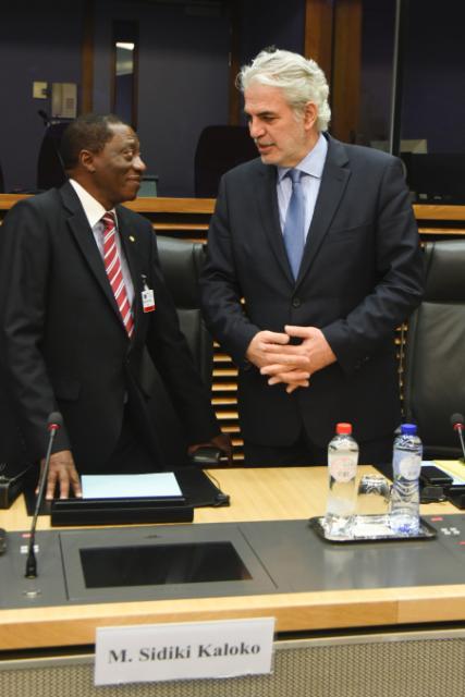 8e réunion UE/Commission de l'Union africaine, 22/04/2015