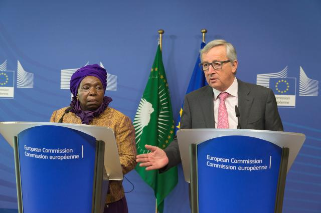 8th EU/African Union Commission meeting, 22/04/2015
