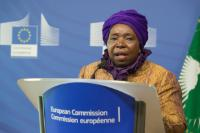 """Illustration of """"8th EU/African Union Commission meeting, 22/04/2015"""""""