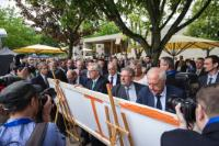 Celebration of the 30th anniversary of the Schengen Agreement