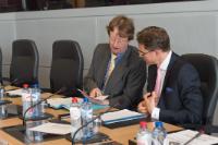 Réunion de l'Équipe de projet 'L'Europe dans le monde'