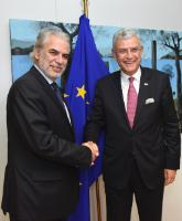 Visit of Volkan Bozkır, Turkish Minister for EU Affairs and Chief Negotiator for accession negotiations to the EU, to the EC