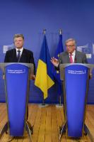 Visit of Petro Poroshenko, President of Ukraine, to the EC