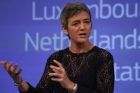 Press conference by Margrethe Vestager, Member of the EC, on the selective tax advantages for Fiat in Luxembourg and Starbucks in the Netherlands, illegal under EU state aid rules, and on suppliers of optical disc drives cartel