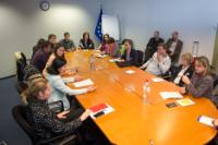 Visit of a group of Czech journalists to the EC