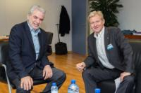 Visit of Jan Egeland, Secretary General of the Norwegian Refugee Council, to the EC