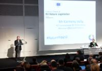 Participation of Karmenu Vella, Member of the EC, in the Conference on the Fitness Check of EU Nature Legislation