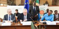 Signature ceremony of intra-ACP Strategy Paper under the 11th EDF