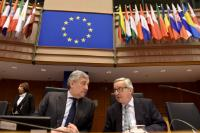 Participation of Jean-Claude Juncker, President of the EC, in the opening plenary of the European Semester Conference 2016