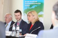 Participation of Corina Creţu, Member of the EC, in the conference 'The Role of Europe's Southern Periphery in the EU Energy Security',  organized by New Europe