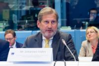 Participation of Johannes Hahn, Member of the EC, in the Institutional Building Days 2016