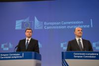 Joint press conference by Valdis Dombrovskis, Vice-President of the EC, and Pierre Moscovici, Member of the EC, on the fiscal situation of Spain and Portugal under the Stability and Growth Pact