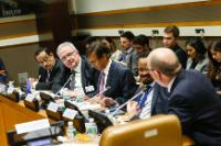 Visit of Neven Mimica, Member of the EC, to New York