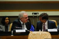 Visit of Neven Mimica, Member of the European Commission to New York