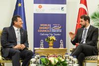 Visit of Maroš Šefčovič, Vice-President of the EC, to Turkey