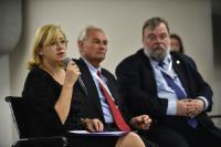 Visit by Corina Creţu, Member of the EC, to Ecuador