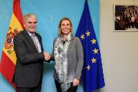 Visit of Alfonso Dastis Quecedo, Spanish Minister for Foreign Affairs and Cooperation, to the EC