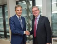 Visite de Giovanni Buttarelli, contrôleur européen de la protection des données, à la CE