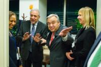 Visit by Dimitris Avramopoulos, Member of the EC, to the USA