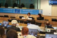 Participation of Marianne Thyssen, Member of the EC, at the seminar on labour provisions in trade agreements