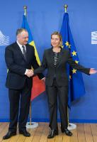 Visit of Igor Dodon, President of Moldova, to the EC