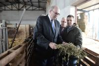 Visit of Phil Hogan, Member of the EC, to Greece