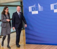 Visit of Pavel Filip, Moldovan Prime Minister, to the EC.