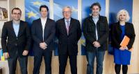 Visit of Euronews journalists and employees to the EC