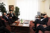 Visit by Neven Mimica, Member of the EC, to Italy